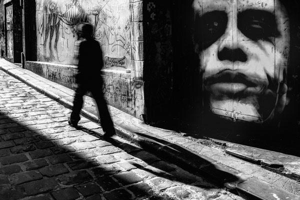"""""""Peur de l'ombre"""" Margaret Netherwood"""