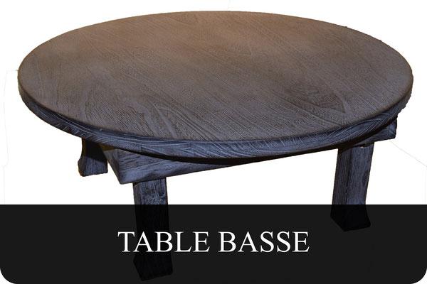 Tables basses japonaises