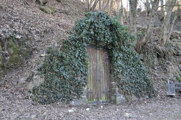 Vorratskeller im Brunnental