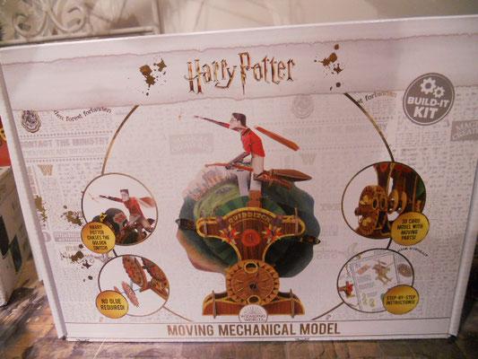 Quidditchmodell zum Bauen 35€