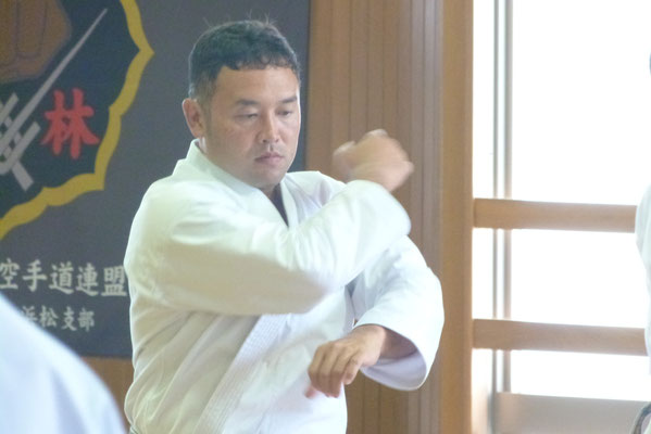 Nagamine Bunshiro Sensei, Sohn von Nagamine Takayoshi Soke