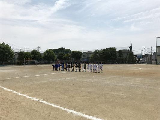 2017.6.11 対下忍少年 上平小学校にて