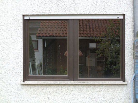 Bestehendes Fenster Außenansicht