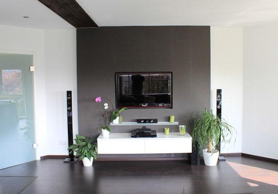 TV Möbel Hängeschrank