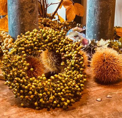 Herbstlicher Kranz