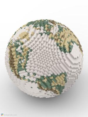 Dirks LEGO® Globe Antique sphere