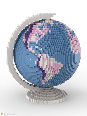 Dirks LEGO® Globe Friendly Feeling