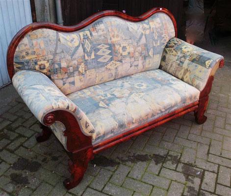 Sofa, vorher