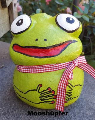 Frosch der Mooshüpfer - verkauft