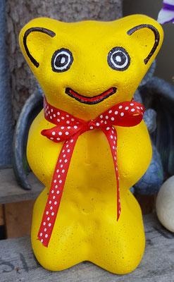 Goldbär gelb b