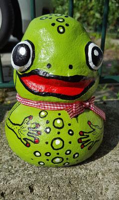 Erni der Frosch