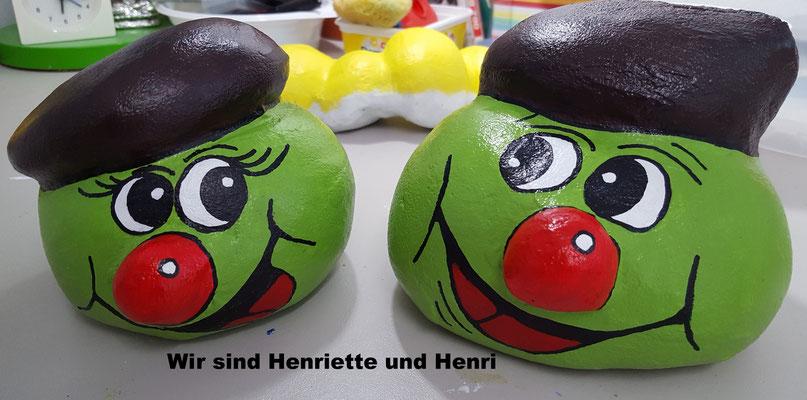Henriette und Henri