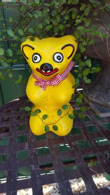 Goldbär gelb a