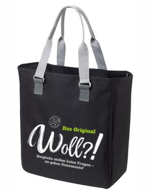 "Shopper ""Woll?!"" Schwarz"