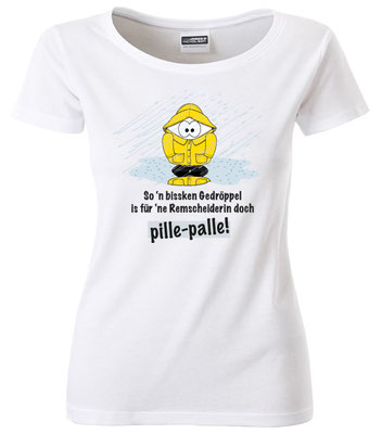 T-Shirt Pille-Palle Weiß