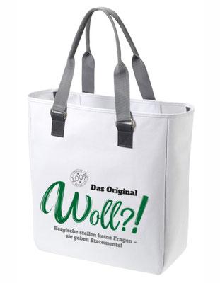 """Shopper """"Woll?!"""" Weiß"""