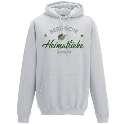 Hoodie Bergische Heimatliebe