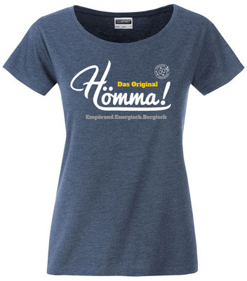 T-Shirt Hömma! Denim Heather