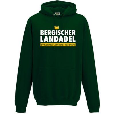 Hoodie Bergischer Landadel