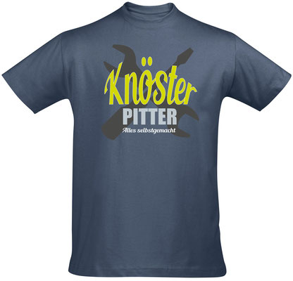 T-Shirt Knösterpitter Denim