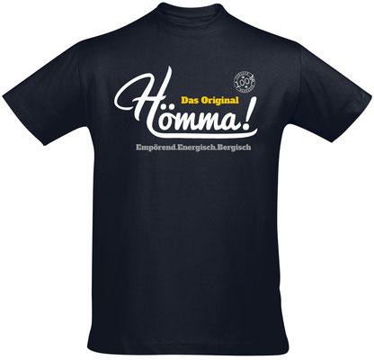 T-Shirt Hömma! Navy
