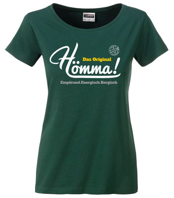T-Shirt Hömma! Dark Green