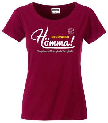 T-Shirt Hömma! Wine