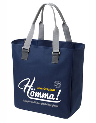 "Shopper ""Hömma!"" Navy"