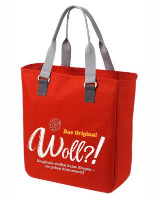 "Shopper ""Woll?!"" Rot"