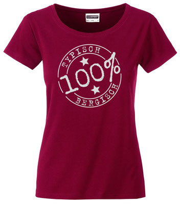T-Shirt Typisch Bergisch Wine