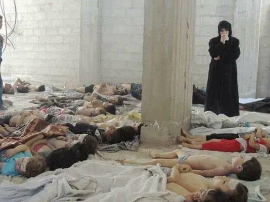 """""""Забота Путина о сирийских детях"""". Это так по российски."""