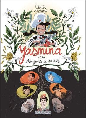Yasmina et les mangeurs de patates_Mannaert_laBDestdans le pre2020