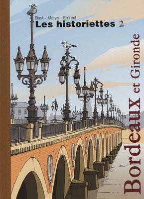 matyo_Historiettes Bordeux Gironde - La BD est dans le pré 2020
