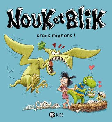 Nouk et Blik crocs mignons_Freres Lopez_laBDestdans le pre2020