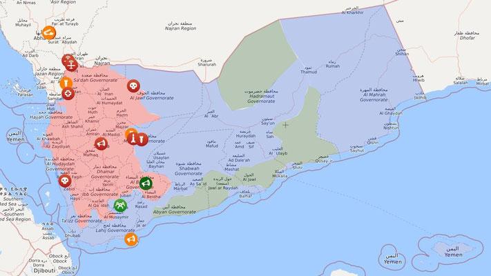 Jemen-Live-Map 01.07.2021