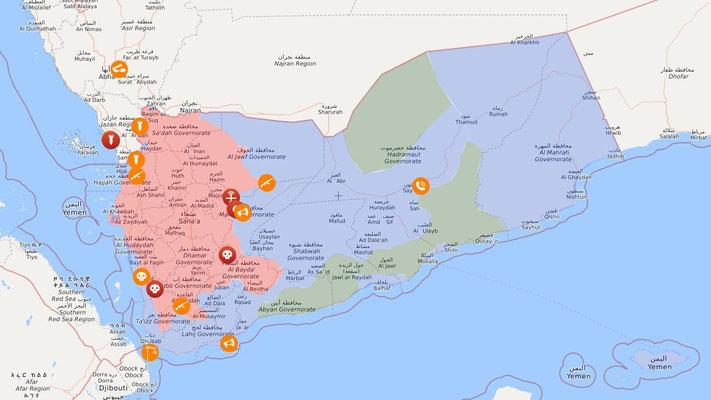 31. Mai 2021 - Krieg im Jemen