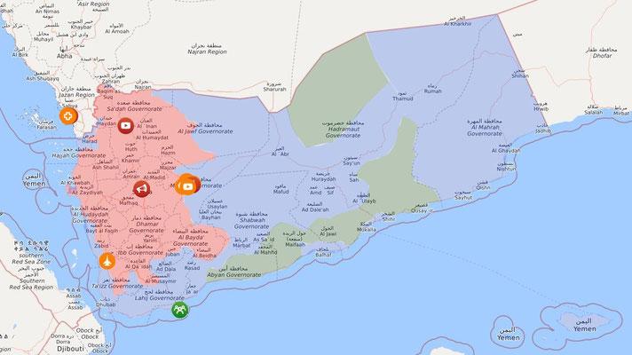 Krieg im Jemen - 01.03.2021