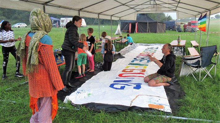 Kampagne Stopp Air Base Ramstein 2021