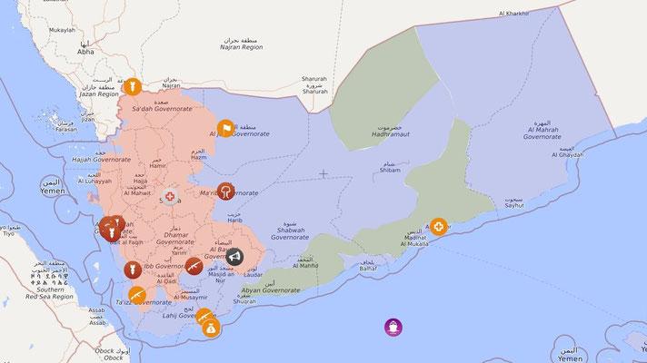 Krieg im Jemen 01.05.2020