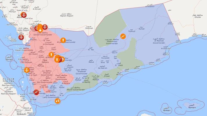 Krieg im Jemen - 31.03.2021
