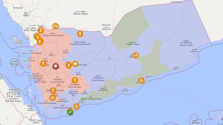 Krieg im Jemen 31.05.2020