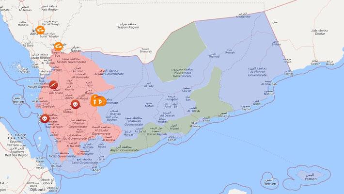 01. Mai 2021 - Krieg im Jemen