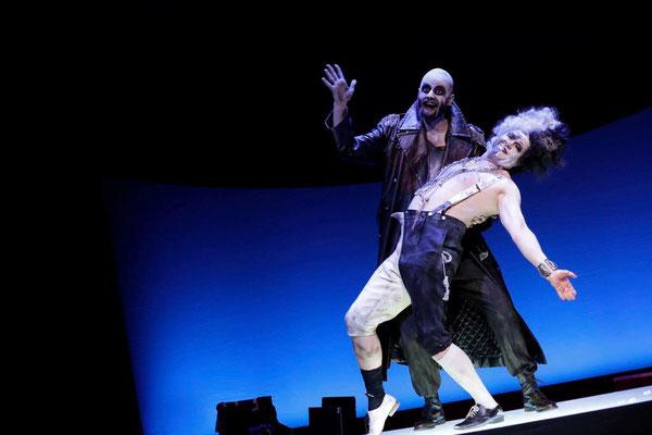 Oper Köln, Der Kaiser von Atlantis (Tod), Foto: P. Leclaire