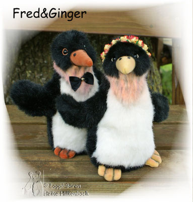 Fred und Ginger sind ausgezogen