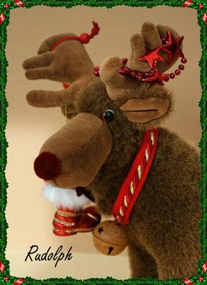 Rudolph lebt in Las Vegas