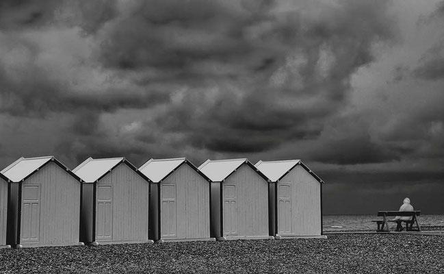 Les cinq cabines - Jean-Claude Paillé