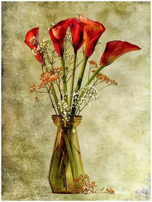 Bouquet Automnal - Roseline Dupeux