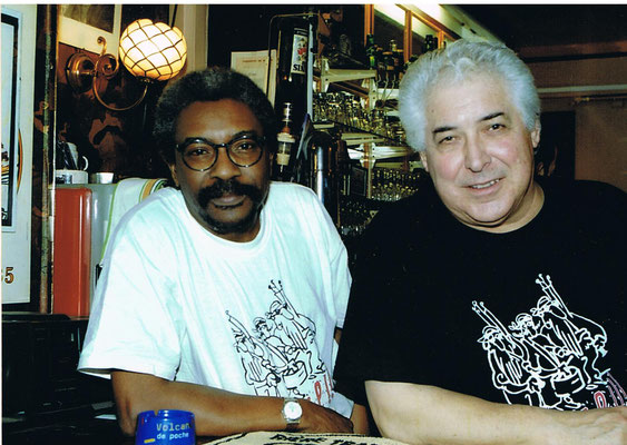 Avec Jacky Arconte
