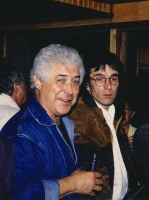 Avec Éric Dureau