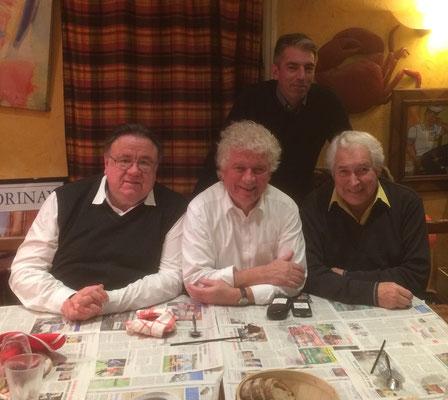 Avec Jacques Kérampran, François Cuillandre & Brieg Haslé-Le Gall © B. Abiven